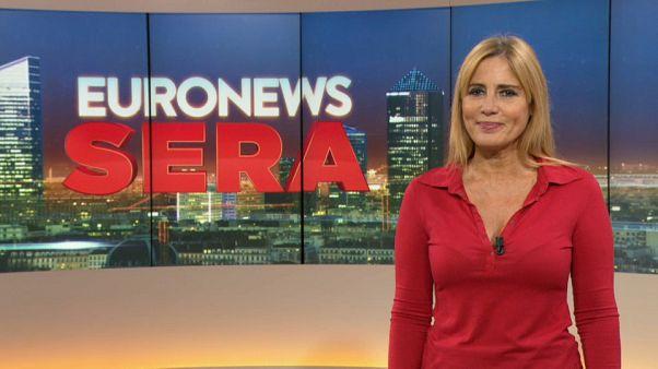 Euronews Sera | TG europeo, edizione di mercoledì 9 ottobre 2019