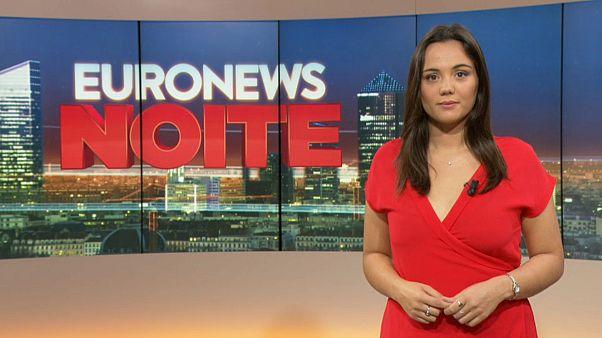 Euronews Noite | As notícias do Mundo de 9 de outubro de 2019