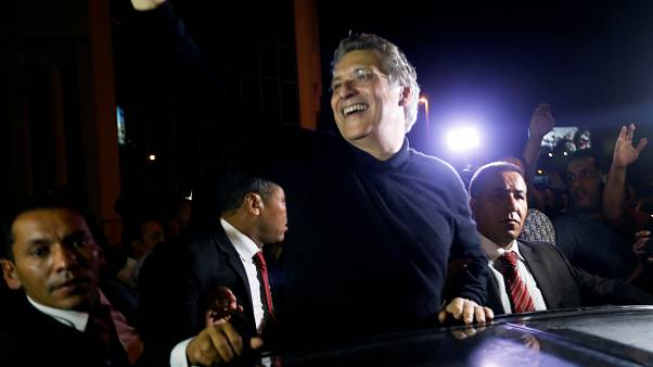 Überraschung 4 Tage vor der Wahl: Nabil Karoui wieder frei