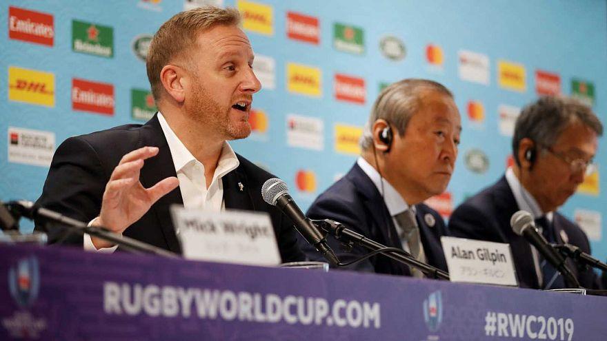 Coupe du monde de rugby : Angleterre/France et Nouvelle-Zélande/Italie annulés