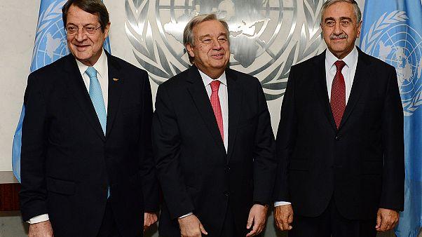 Δεν επιβεβαιώνουν τριμερή συνάντηση τα Ηνωμένα Έθνη
