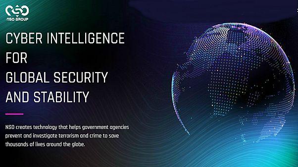 مجموعة إن إس أو الإسرائيلية المختصة في الاستخبارات الإلكترونية