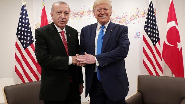 Kuzey Suriye'den çekilme kararı sonrasında Trump'ın Türkiye ile olan iş ilişkileri tekrar gündemde