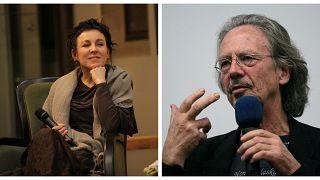 Ольга Токарчук и Петер Хандке стали лауреатами Нобелевской премии по литературе