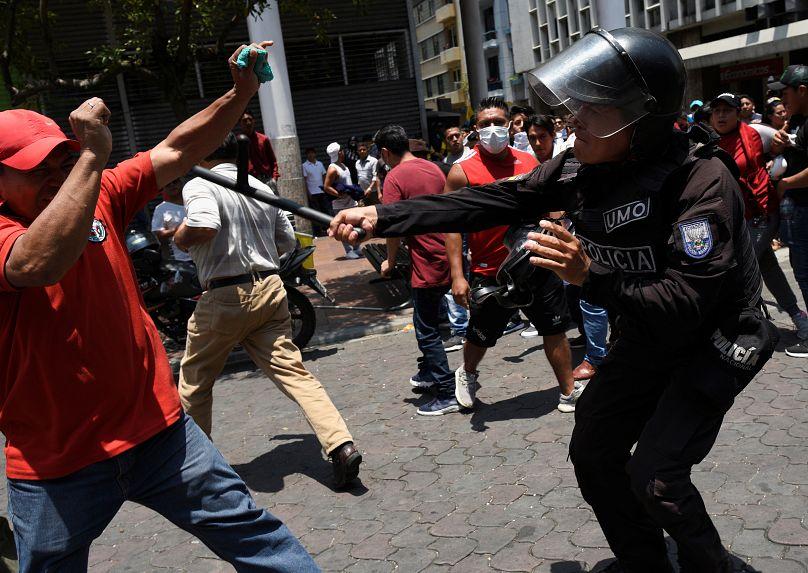 Guayaquil, Ecuador October 9, 2019. REUTERS/Santiago Arcos