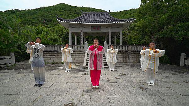 Sanya, paraíso chino para quienes buscan la paz interior