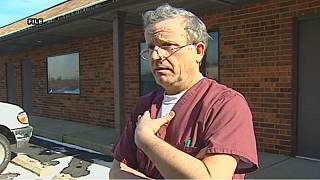 کشف بقایای صد جنین انسان از خودروی دکتر آمریکایی در ایالت ایلینوی