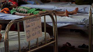 La batalla contra la malaria, lenta pero segura