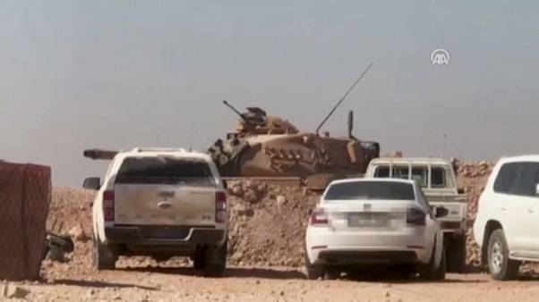 SDG: Türkiye IŞİD militanlarının tutulduğu cezaevini vurdu
