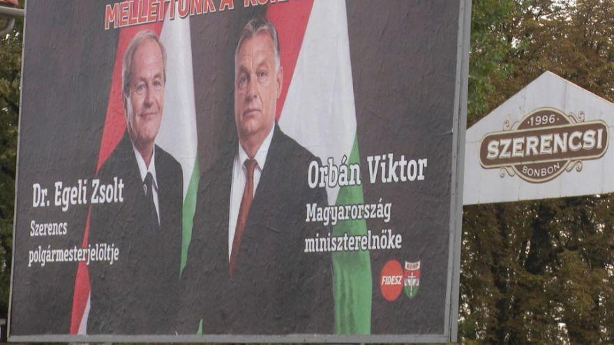 Ungarn: 45.000 Kandidaten kämpfen um Einzug in Gemeinderäte