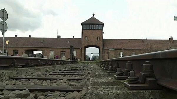 Εργασίες αποκατάστασης στο Άουσβιτς