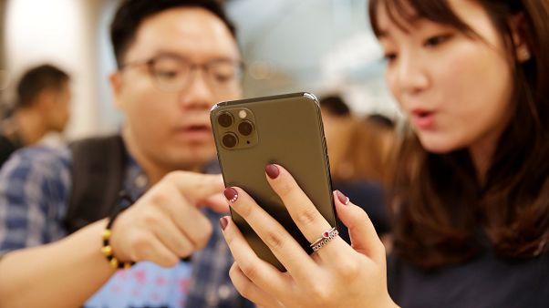 Hong Kong : Apple retire une application sous la pression de Pékin