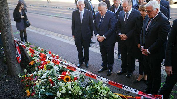 واکنش رئیس جمهوری آلمان به حمله در هاله؛ باید از یهودیان محافظت کنیم