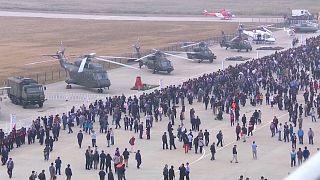 معرض المروحيات الخامس في الصين