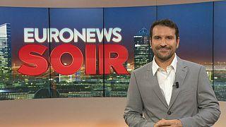 Euronews Soir : l'actualité du jeudi 10 octobre 2019