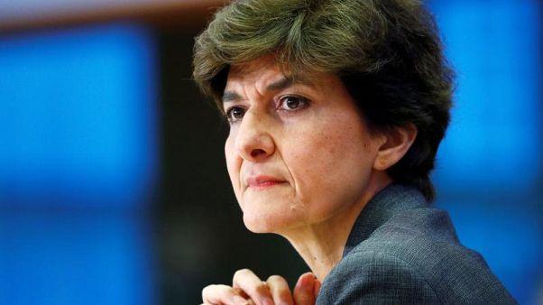 Евродепутаты отвергли кандидатуру француженки Сильви Гулар на пост еврокомиссара