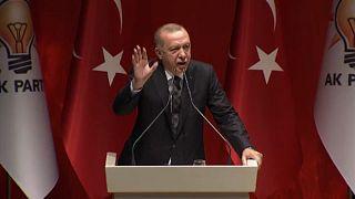 Erdogan menekültáradattal fenyegette meg Európát