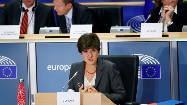 France's Sylvie Goulard rejected by members of European parliament