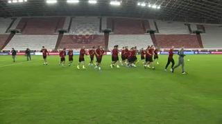 Magyar labdarúgó-válogatott: versenyben maradni