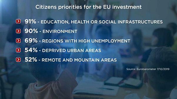 """Breves de Bruxelas"": Debate sobre investimento regional na UE"