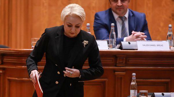 Romania: sfiduciato il governo del premier socialdemocratico Dăncilă