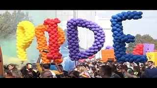 В Косове прошёл третий гей-парад