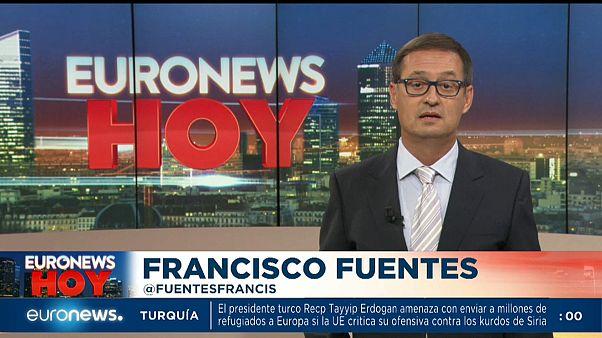 Euronews Hoy   Las noticias del jueves 10 de octubre de 2019
