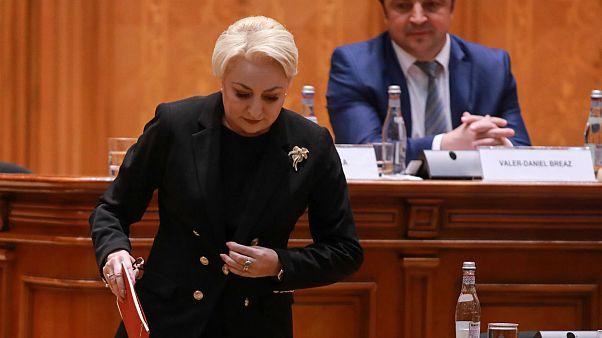سقوط دولت رومانی پس از رای عدم اعتماد پارلمان به نخستوزیر
