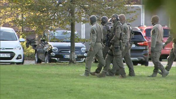 Anschlag von Halle: Haftbefehl gegen mutmaßlichen Täter