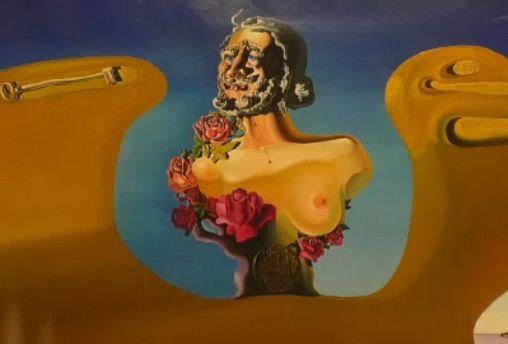 Συνάντηση Νταλί-Μαγκρίτ στο Μουσείο Καλών Τεχνών των Βρυξελλών