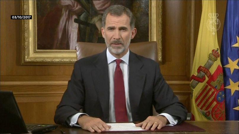 Catalogna, condannati i leader indipendentisti