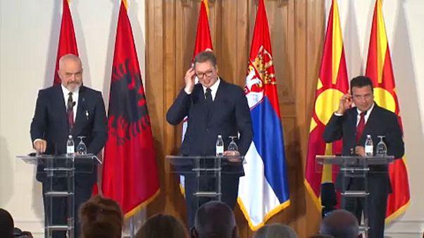 """""""Mini-Schengen"""": Westbalkan-Länder unterzeichnen Erklärung"""