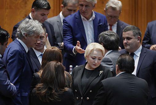"Rumänien: Präsident Johannis nennt gestürzte Regierung Dăncilă ""inkompetent"""