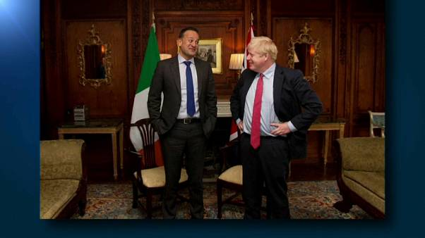 Brexit : l'optimisme de Johnson & Varadkar