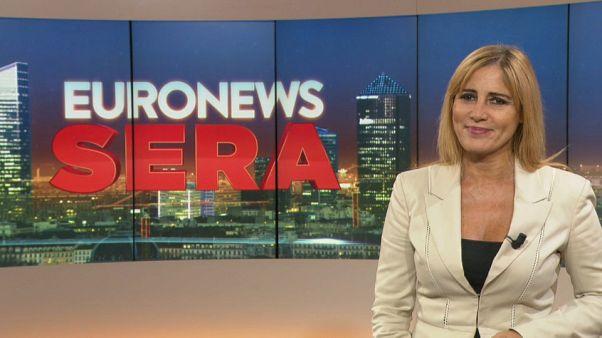 Euronews Sera | TG europeo, edizione di giovedì 10 ottobre 2019
