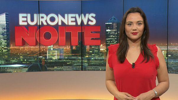Euronews Noite | As notícias do Mundo de 10 de outubro de 2019