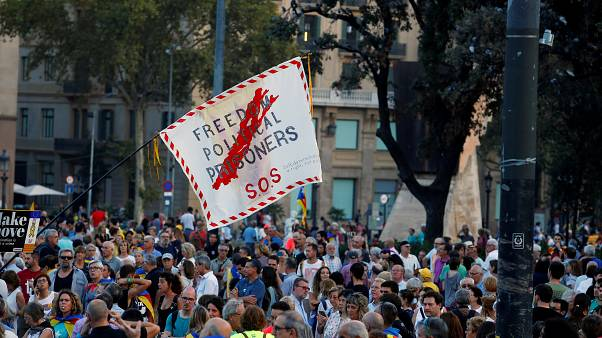 El Supremo español descarta el delito de rebelión para los acusados del 'procés'