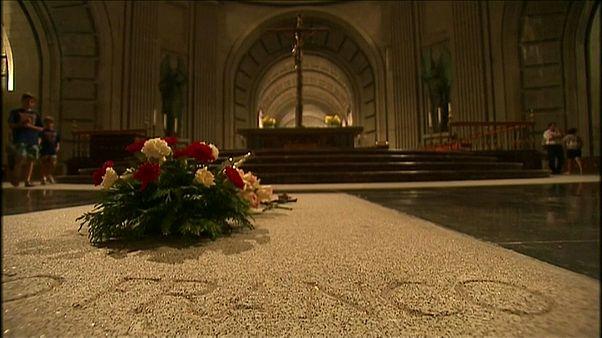 Dos semanas para sacar a Franco del Valle de los Caídos
