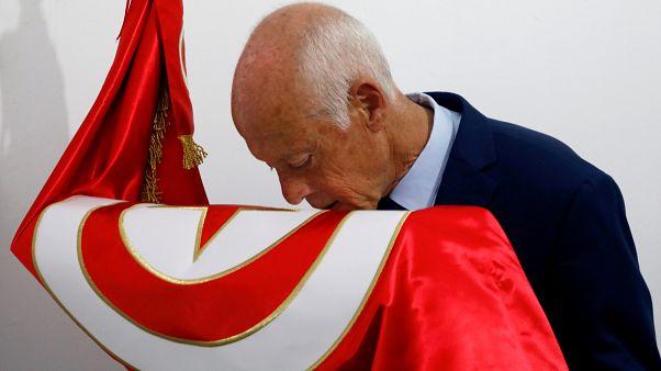 رسمياً: فوز قيس سعيّد بالانتخابات الرئاسية التونسية