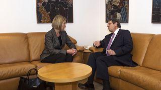 Μογκερίνι: Μας «ανησυχούν πολύ» οι δραστηριότητες της Τουρκίας στην κυπριακή ΑΟΖ