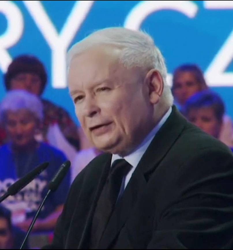 Neues Parlament: Wahlen in Polen: Bleibt die Regierungspartei stärkste Kraft?