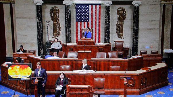 ABD'de Senato'nun ardından Temsilciler Meclisi de Türkiye'ye yaptırım hazırlığına başladı