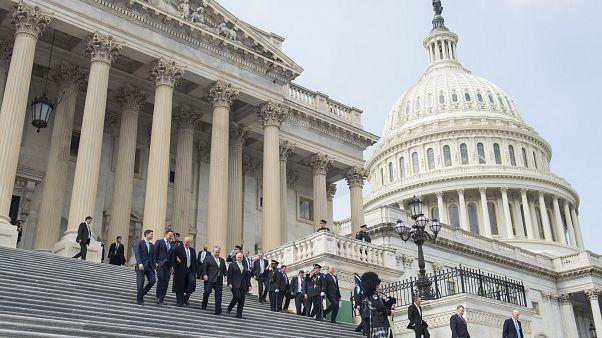 الكونغرس الأمريكي، مارس 2018