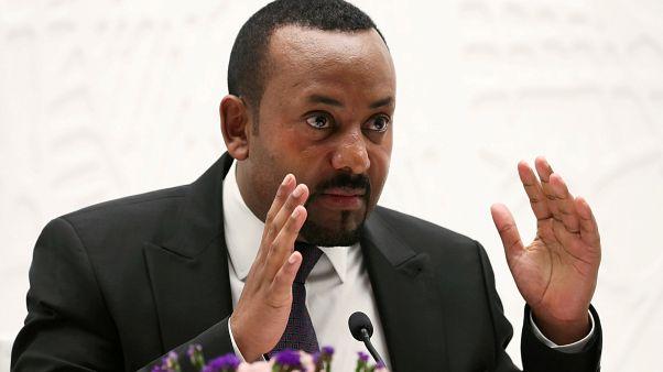 Etiyopya Başbakanı Abiy Ahmet Ali