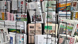 Barış Pınarı Harekatı'nın üçüncü günü: Dünya medyasının manşetleri