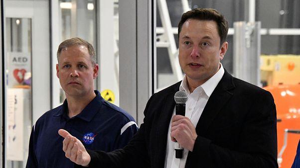 Mars'a uçmak isteyen SpaceX ilk insanlı denemesine hazırlanıyor