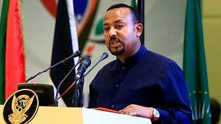 آبی احمد علی، نخستوزیر اتیوپی برنده نوبل صلح در سال ۲۰۱۹ میلادی شد