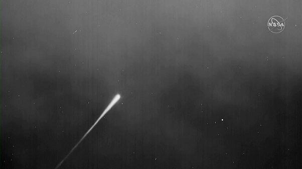 NASA'nın iyonosferi inceleyecek uydusu fırlatıldı