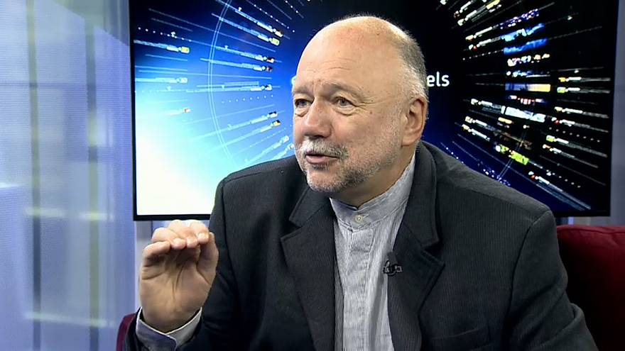 In Ukraine the word 'Europe' means life without corruption, says novelist Andrei Kurkov