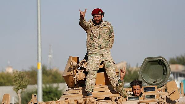 Barış Pınarı Harekatı: 4 Özgür Suriye Ordusu savaşçısı hayatını kaybetti